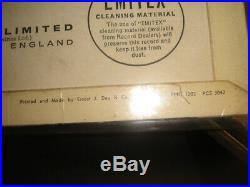 The Beatles Please Please Me Vinyl LP UK 1963 Matrix XEX 421-1N/ XEX 422-1N