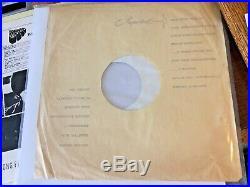 The Beatles RUBBER SOUL 1965 VINYL ALBUM FIRST PRESSING LOUD CUT. EXCELLENT