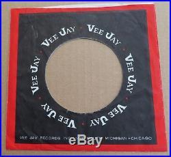 The Beatles Rare Vj 498 Please Please Me / Ask Me Why 45 RPM Vinyl Record