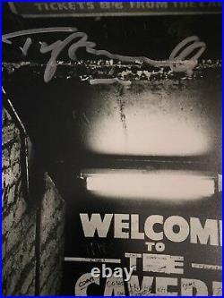 The Beatles Related Signed Photograph Lp Vinyl Photo Paul Mccartney Ringo Starr