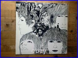 The Beatles Revolver -1/-1 1st Press Stereo Very Good Vinyl Record PCS 7009
