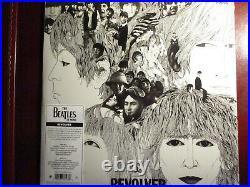 The Beatles Revolver 2014 Apple Mono 180 Gram Remastered Reissue Nm In Shrink