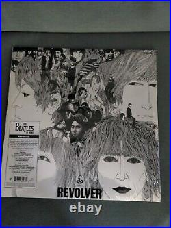 The Beatles Revolver In Mono Lp Vinyl 180 Gram Sealed New Pmc 7009