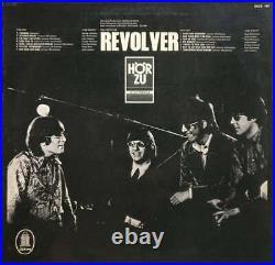 The Beatles Revolver LP Album Ful Vinyl Schallplatte 133923