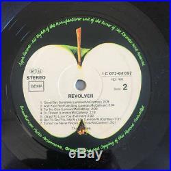 The Beatles Revolver (LP, Album, RE) Vinyl Schallplatte 163678