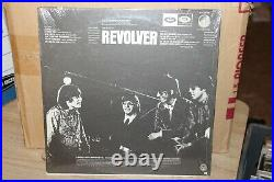 The Beatles Revolver MINT/SEALED Early Press LP VINYL ST-2576 Stereo