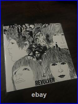 The Beatles Revolver MONO Vinyl LP 2014 Record PMC 7009 Audiophile OOP EX/NM
