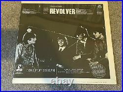 The Beatles Revolver Mono LP 180g Heavyweight Vinyl AAA 2014 NEW SEALED IN UK