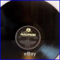 The Beatles Revolver Mono vinyl LP 1st UK Press 1966 Parlophone PMC 7009 RARE