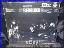 The Beatles Revolver Sealed USA 1966 1st Press Capitol ST 2576 Vinyl Lp Record