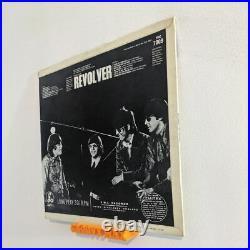 The Beatles Revolver (VG/VG+) UK Mono Vinyl Original First Edition LP