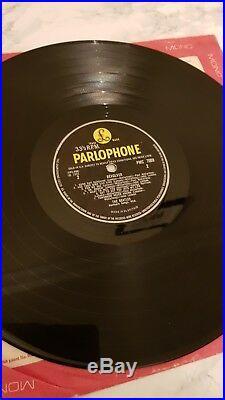 The Beatles Revolver Vinyl LP Record Album 1966 Dr Robert Parlophone PMC 7009