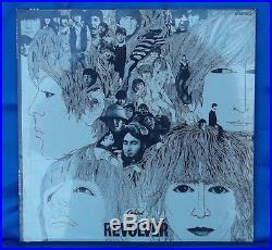 The Beatles Revolver Vinyl Record LP Album ST 8-2576 Record Club Issue Sealed