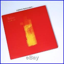 The Beatles Richard Avedon Picture Disc Vinyl 2 Lp Set N. Mint