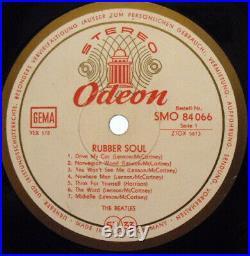 The Beatles Rubber Soul LP Album Vinyl Schallplatte 183361