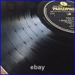 The Beatles Rubber Soul (Parlophone PMC 1267) Loud Cut XEX 579 -1 1st UK Vinyl