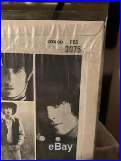 The Beatles Rubber Soul Stereo SEALED! UK Parlophone Original PCS-3075 Vinyl