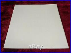 The Beatles S/T White Album White Coloured Vinyl 2LP 1978 UK to US Export RARE