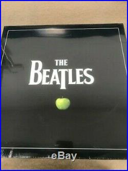The Beatles STEREO 180gm 16 vinyl LP box set (Capitol press) NEWithSEALED