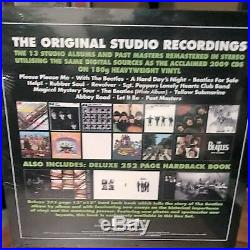 The Beatles STEREO -180gm Remastered 16 Vinyl LP Box-Set (Capitol) NEWithSEALED
