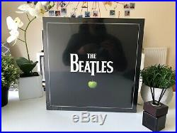 The Beatles STEREO VINYL BOX SET BRAND NEW UNPLAYED AND 100% MINT SEALED
