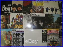 The Beatles STEREO Vinyl Album Collection 13 Alben/ 14 LP's neu/ new