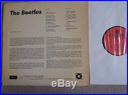The Beatles Same Deutscher Schallplattenclub Vinyl