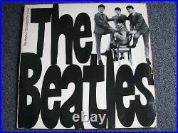 The Beatles-Same LP-1964 Germany-Deutscher Schallplattenclub-E 043-Mono