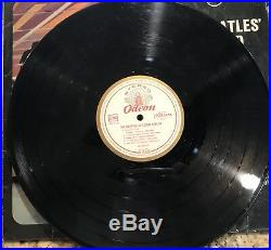 The Beatles -Second Album 1964 Odeon ZTOX 5558 German Jacket/Vinyl VG+US Seller