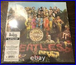 The Beatles, Sgt. Pepper's Lonely Hearts Club Band (2014 Mono Vinyl LP) SEALED