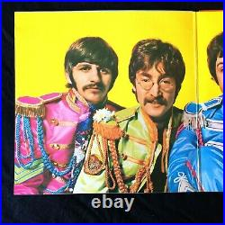 The Beatles Sgt. Pepper's Lonely Hearts Club Band Vinyl LP