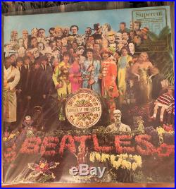 The Beatles Sgt Pepper´s Nimbus Supercut Limited Editon Vinyl Mega Rare