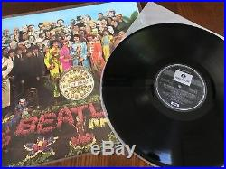 The Beatles Sgt. Peppers Lonely Hearts Club Band 1983 Audio 5 AU Vinyl LP