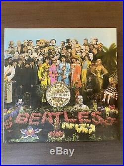 The Beatles Sgt. Peppers Lonely Hearts Club Band Mono VinylNew