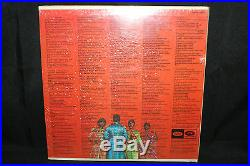 The Beatles Sgt. Peppers Lonely Hearts Club Band Vinyl 2nd Press (Sealed) 1967