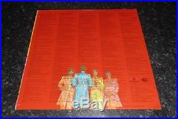 The Beatles Sgt Peppers Lonely Hearts Club Band Vinyl Lp Uk Wide Spine Mono