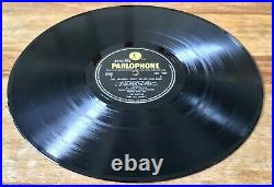 The Beatles Sgt Peppers (Parlophone PMC 7027) 1967 1st UK Vinyl Flame / Cutout