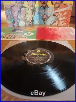 The Beatles Sgt Peppers Vinyl Lp Rare 1967 Orig Australian Mono Press Pmco 7027