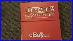 The Beatles Singles Collection Australian 20th Anniversary 1962-1982 Vinyl 7