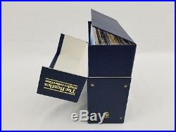 The Beatles Singles Collection Box Set 26 7 Vinyl 45 RPM Never Played MINT