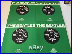 The Beatles Singles Collection Box Set Of 24 7 Vinyl Singles Excellent Cond