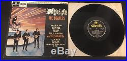 The Beatles Something New, Rare 1965 Export Only, Cpcs101 Stereo Vinyl Lp