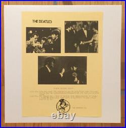 The Beatles Spicy Beatles Songs K+s 051 Splatter Vinyl Lp Tmoq 150 Pressed K & S