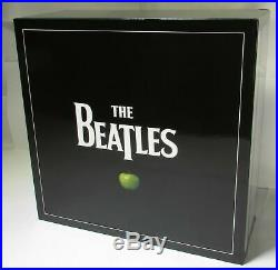 The Beatles Stereo 180g 16 Vinyl LP Box Set Remastered 2012 LP Book