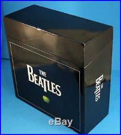 The Beatles Stereo Box Set 180g Vinyl 33 RPM 16LP Box Set + Book New Open Box