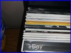 The Beatles Stereo Box Set Vinyl 16LP Box Set NEW Stereo Book/Albums Sealed