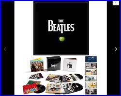 The Beatles Stereo Box Set Vinyl Nov-2012 16 LPs NEW