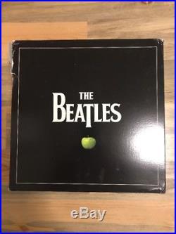 The Beatles Stereo Box Set by The Beatles Vinyl Nov-2012 16 LP's Records