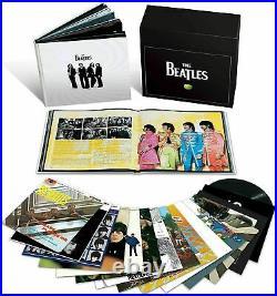 The Beatles Stereo Vinyl Box Set 180g All 14 Studio Albums 16 LP BAND NEW RARE
