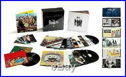 The Beatles Stereo Vinyl Box Set Free Shipping! All records sealed but 1